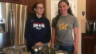 Frankie and Amanda Cooking Video