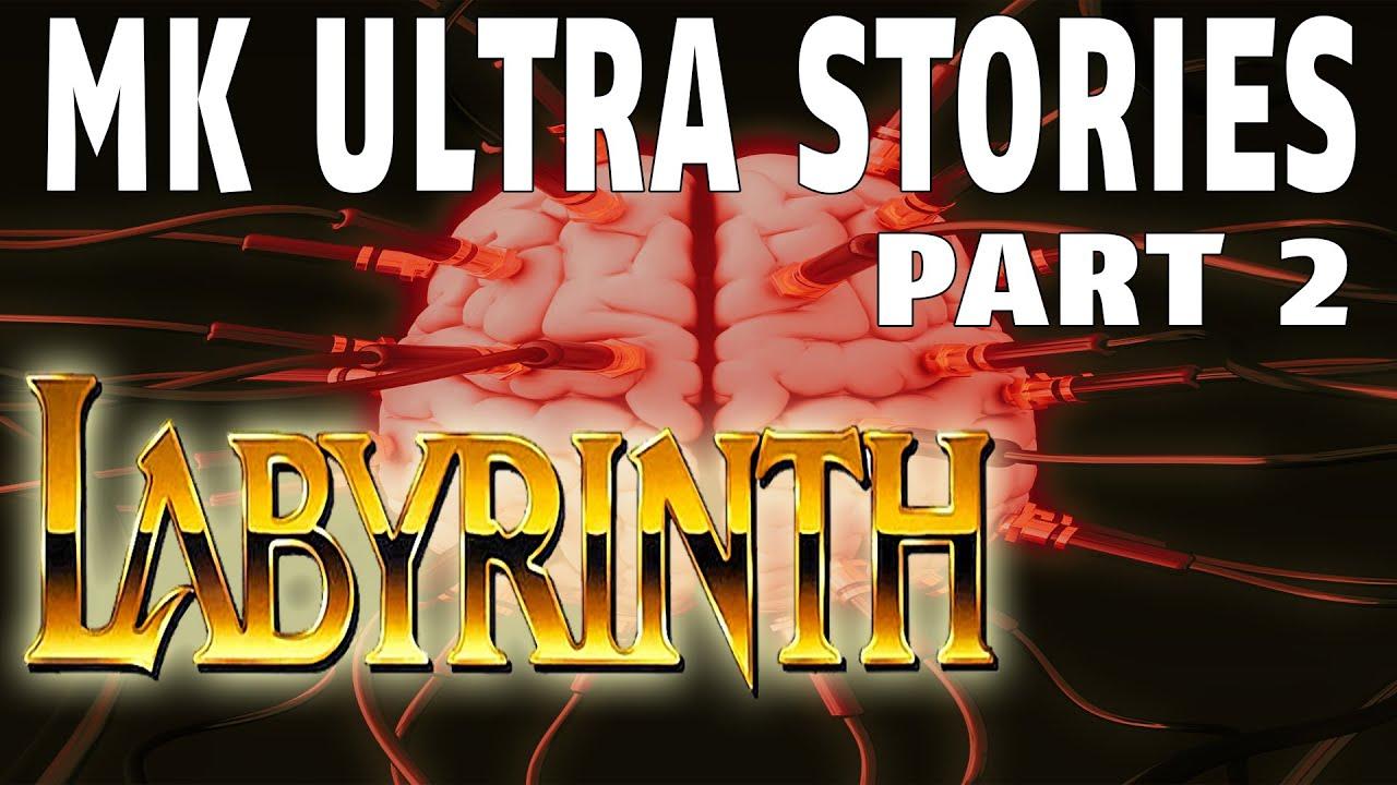 Labyrinth | MKUltra Mind Control ▶️️