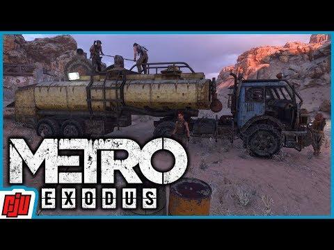 Metro Exodus Part 10   FPS Horror Game   PC Gameplay Walkthrough