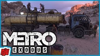 Metro Exodus Part 10 | FPS Horror Game | PC Gameplay Walkthrough