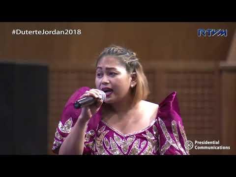 Meeting With The Filipino Community In Jordan 9/7/2018