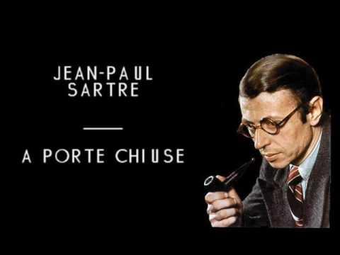 Jean paul sartre a porte chiuse solo audio youtube - La porta chiusa sartre ...