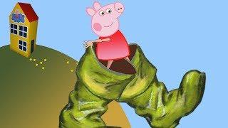 Pepa Pig y Pulgarcito
