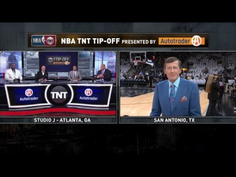 Inside The NBA: Sager From San Antonio
