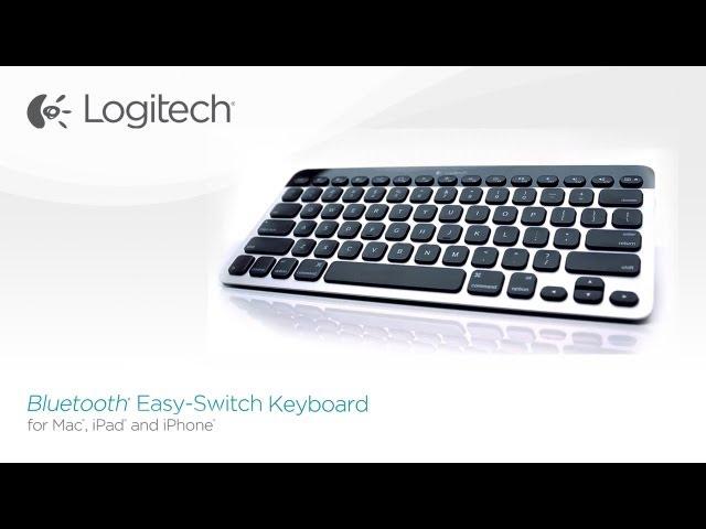 Review: Logitech K811 Bluetooth Easy-Switch Keyboard - a