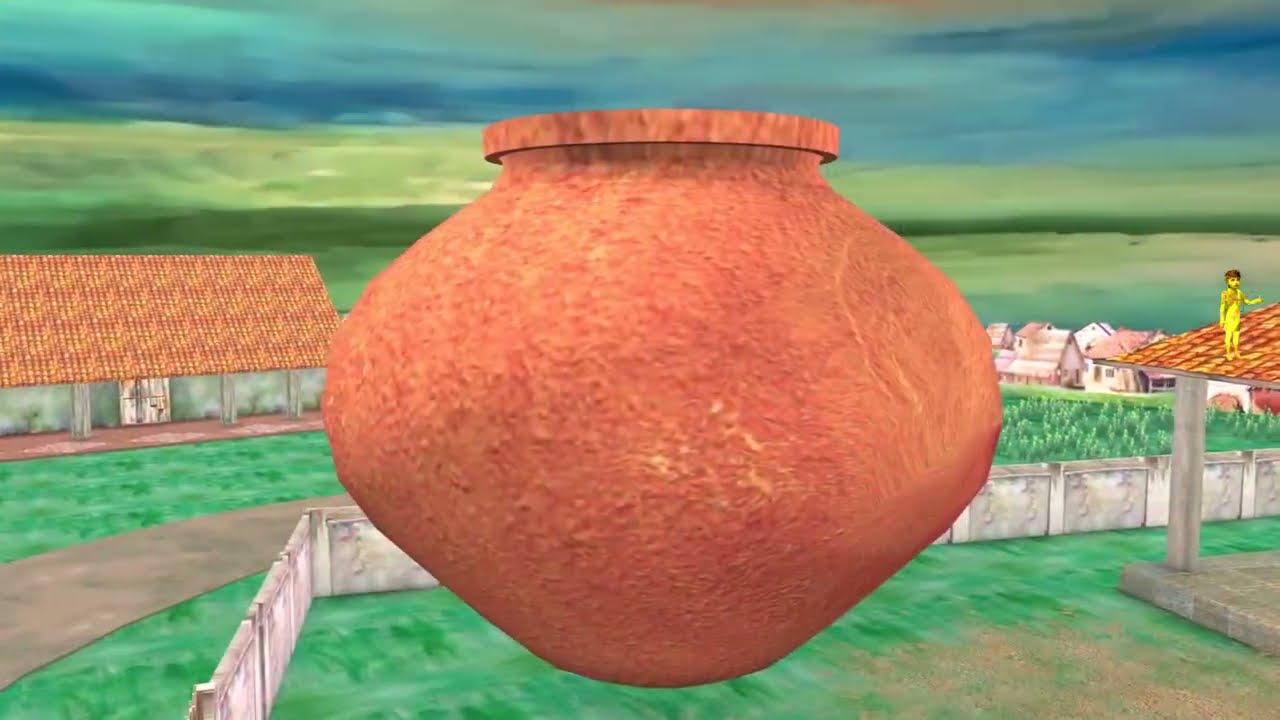 गरीब की नवरात्रि Garib Ki Navratri New Funny Video 2021 Hindi Kahaniya - New Comedy Funny Video