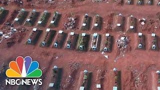 Brazil's Coronavirus Outbreak Grows Amid Government Tension | NBC Nightly News