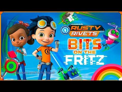 Rusty Rivets: Bits on the Fritz |