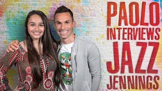 "Jazz Jennings talks NEW season of ""I Am Jazz"" & gets a big surprise!"