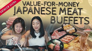 Value-For-Money Japanese Meat Buffets   Eatbook Food Guides   EP 25