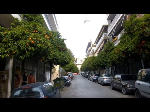 Exploring Greece: Streets of Athens | Δρόμους της Αθήνας