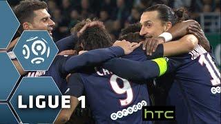 AS Saint-Etienne - Paris Saint-Germain (0-2)  - Résumé - (ASSE - PARIS) / 2015-16