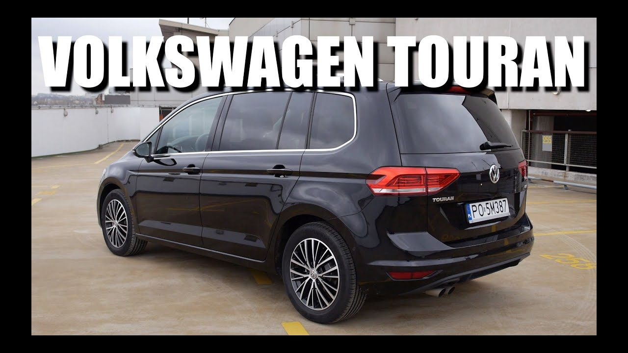 volkswagen touran 2016 eng test drive and review youtube. Black Bedroom Furniture Sets. Home Design Ideas