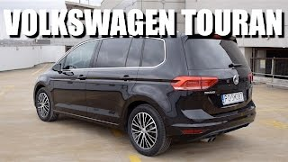 Volkswagen Touran 2016 (ENG) - Test Drive and Review