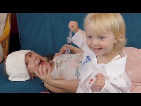 Игра Больница Эльзы Игры про больницу Эльзы Игры для