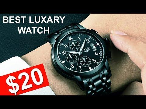 Top  5 Best Luxury Watches - LIGE Luxury Watches Collection (Under $20)