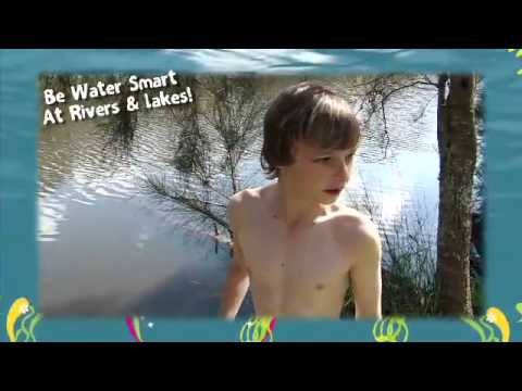 Be Water Smart at Rivers and Lakes