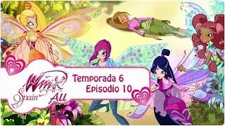 Winx Club - Temporada 6 Episodio 10 (Español Latino) - El Invernadero Secreto - COMPLETO