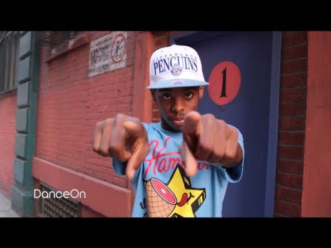 Lil Buck Interview in NYC