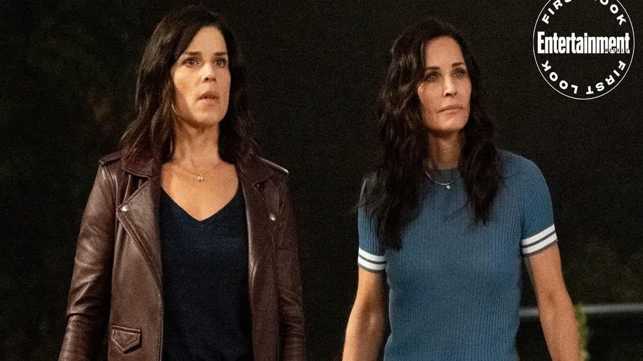 Scream 5 First Images Reveal Sidney, Gale & Dewey's Return