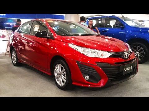 2019 Toyota Vios 1.3 E Prime M/T: Full Walkaround Review