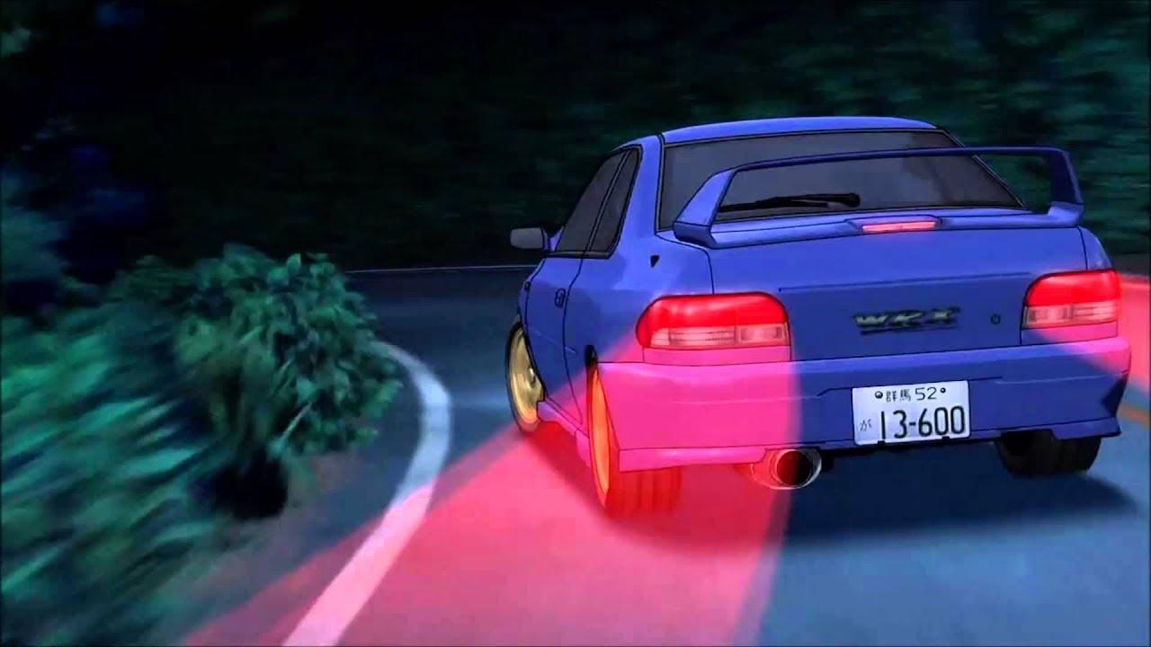 Bunta And His Subaru