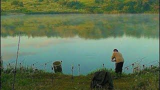 Рыбалка в августе 2017.Наступило время больших,все таки вытащили