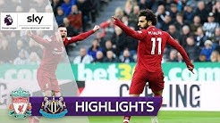 Comeback mit Traumtoren! | FC Liverpool - Newcastle United 3:1 | Highlights - Premier League 2019/20