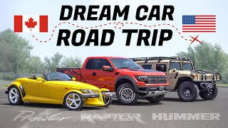 Download Attainable Dream Car Road Trip - Ford Raptor, Plymouth Prowler, @ChrisFix  Hummer H1 Mp3 and Videos
