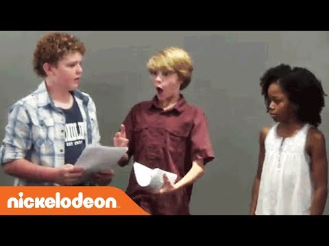 Never-Before-Seen Henry Danger & The Thundermans Auditions (Ft. Jace Norman & More!) | Nick