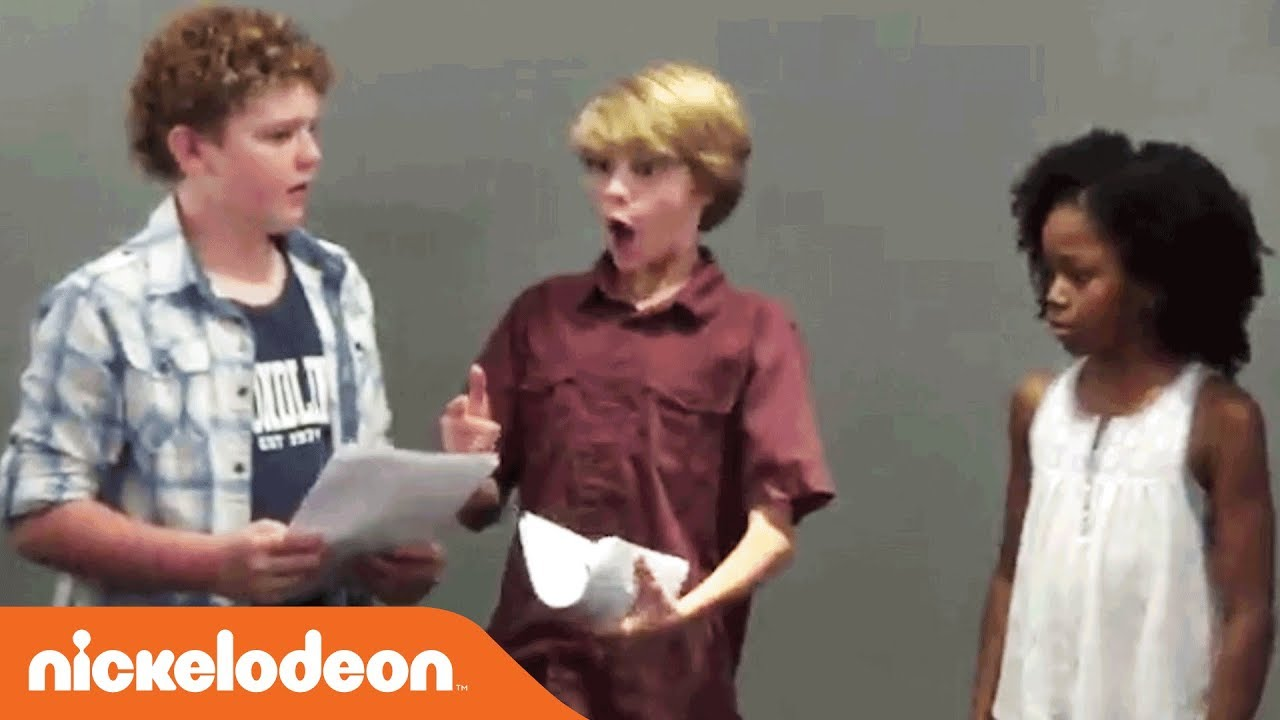 Download Never-Before-Seen Henry Danger & The Thundermans Auditions (Ft. Jace Norman & More!)   Nick