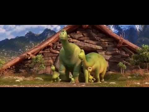 The Good Dinosaur - Best Funny Moments -...