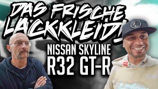 JP Performance - Das frische Lack-Kleid! | Nissan R32 GT-R