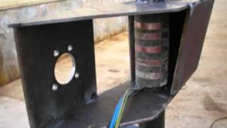 Aerogenerador eolico de 4800w de fabrica...