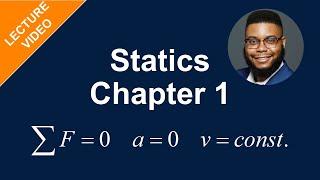 Introduction to Statics (Statics 1)