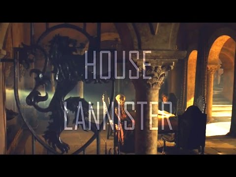House Lannister - Rains of Castamere