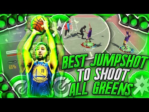 NEW BEST JUMPSHOT IN NBA 2K20 AFTER PATCH 10! 100% GREENLIGHT MOST CONSISTENT JUMPSHOT! NEVER MISS💦