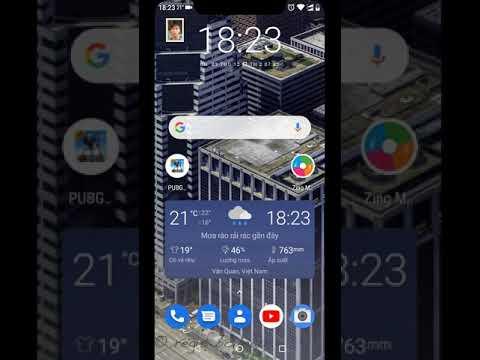 Ẩn phím điều hướng và tạo phím điều hướng ảo cho tất cả các điện thoại Android thông minh