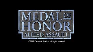 Medal Of Honour Allied Assault Multiplayer PC gameplay
