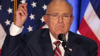 How Could Rudy Giuliani Forget About 9/11?