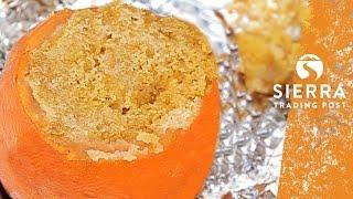 Backcountry Grapefruit Pound Cake
