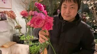 こんにちはアイロニーの谷口です。 アイロニー は芦屋 青山 パリに店をもつ花屋です。 フレンチのスタイルをベースにして日本でできあがっ...