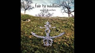 Watch Fair To Midland Whiskey  Ritalin video