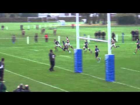 Millfield Rugby 1st XV Highlights 2014 / 2015