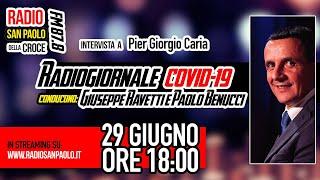 #CONTATTI EXTRATERRESTRI AL TEMPO DEL #COVID-19 - Intervista web a Radio S.Paolo