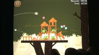 Classic Game Room - ANGRY BIRDS HD for iPad review