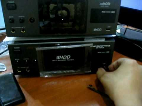 HOw to upgrade new song MKOD and MP7000?
