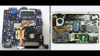 видео Как подобрать систему охлаждения для ноутбуков?