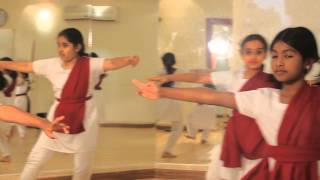 "IAID ""Tell Your Story"" Indian Classical Dance Commercial 2014"