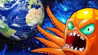 ОСЬМИНОГ ЗАХВАТЫВАЕТ МИР - Octogeddon #1
